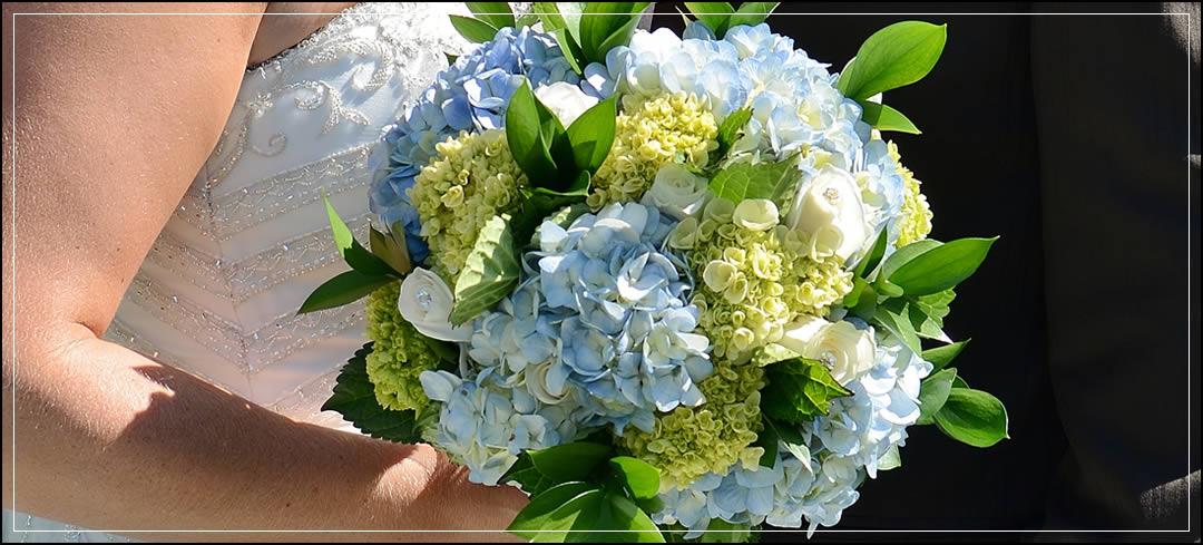 Wedding Flowers / Snoqualmie Ridge Golf Course / Matt & Jenah