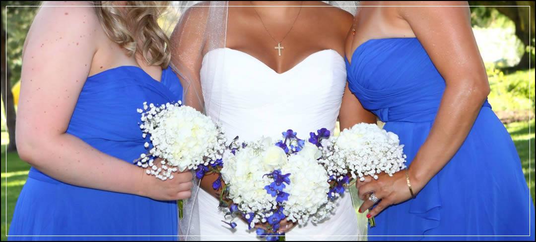 Wedding Flowers / Rio Vista Winery / Shane & Alisha