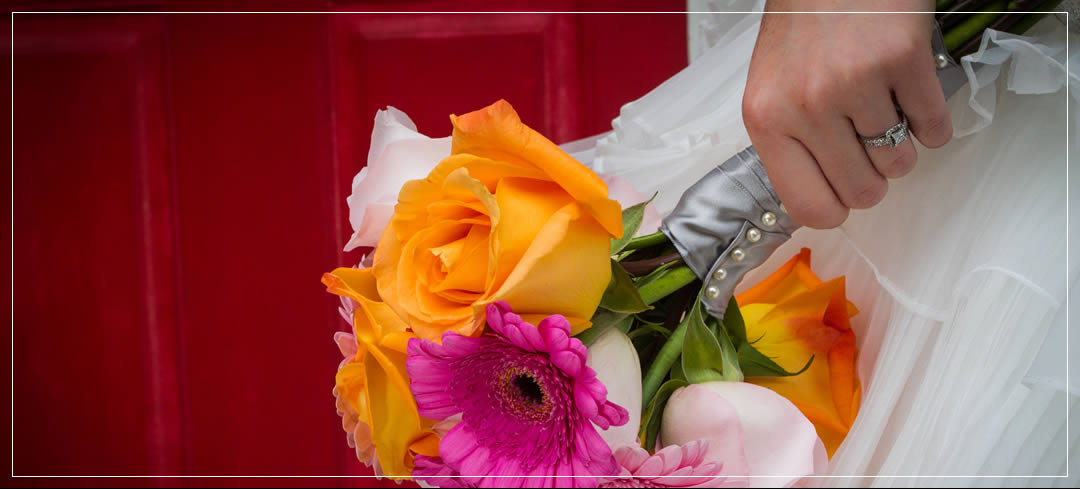 Wedding Flowers / Rock Creek Gardens Venue/ Jonathan & Jessica