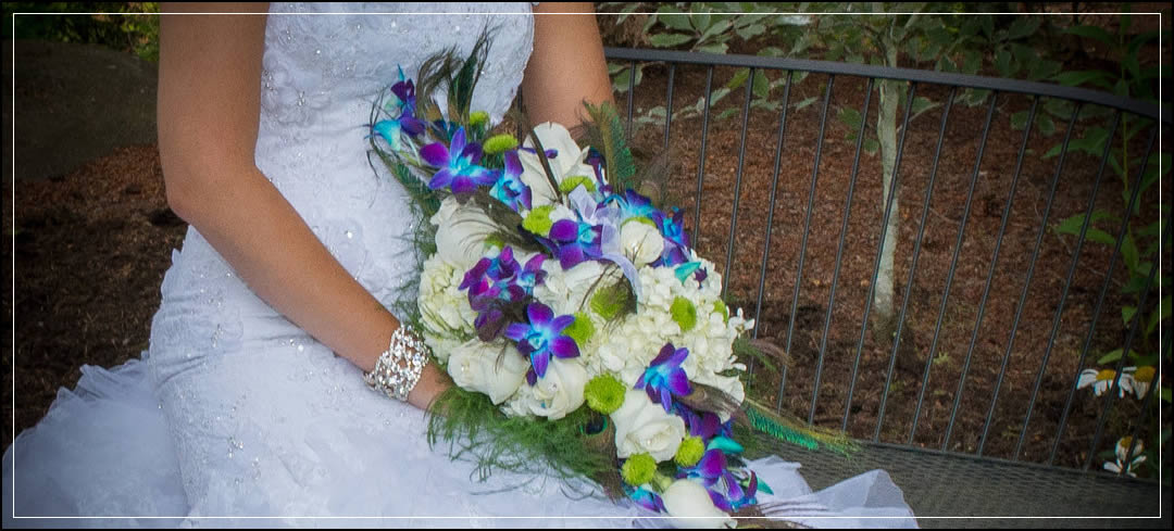 Wedding Flowers / Rock Creek Gardens Venue/ Kevin & Katie