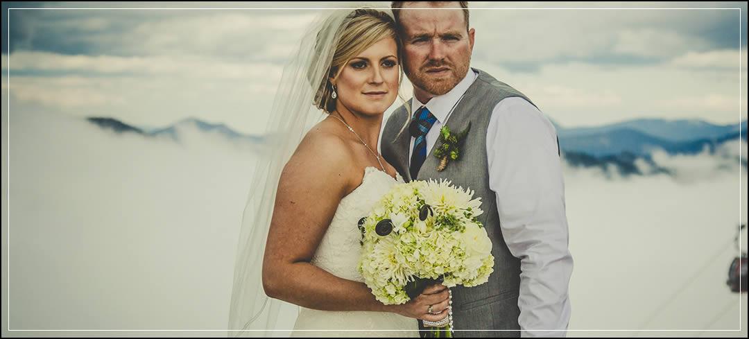 Wedding Flowers / Crystal Mountain Resort / Jason & Theresa