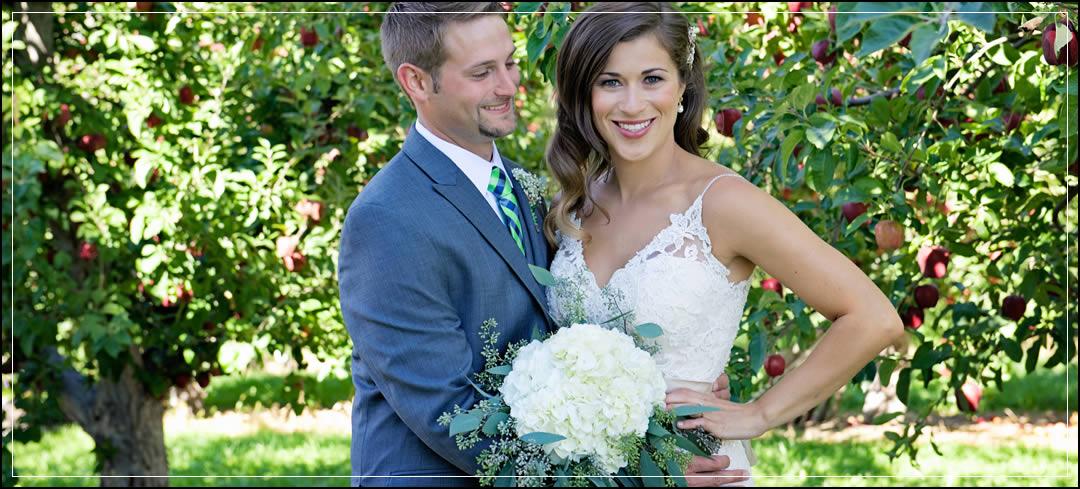 Wedding Flowers / Greens Landing / Cole & Jessica in Chelan