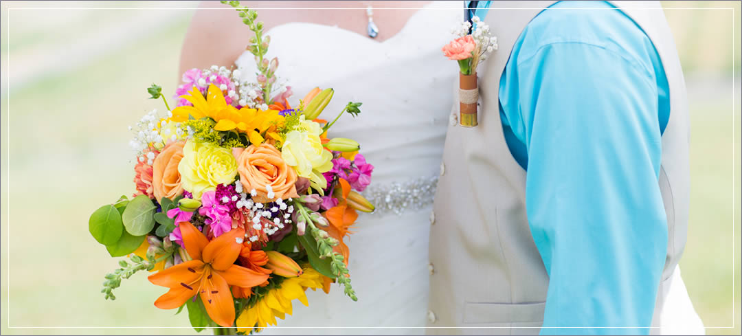 Wedding Flowers / Atam Winery / Steve & Kristin in Chelan