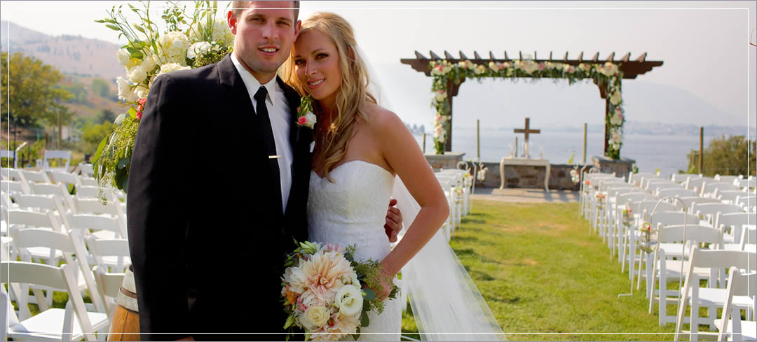 Wedding Flowers / Fielding Hills Winery / Justin & Robin in Chelan