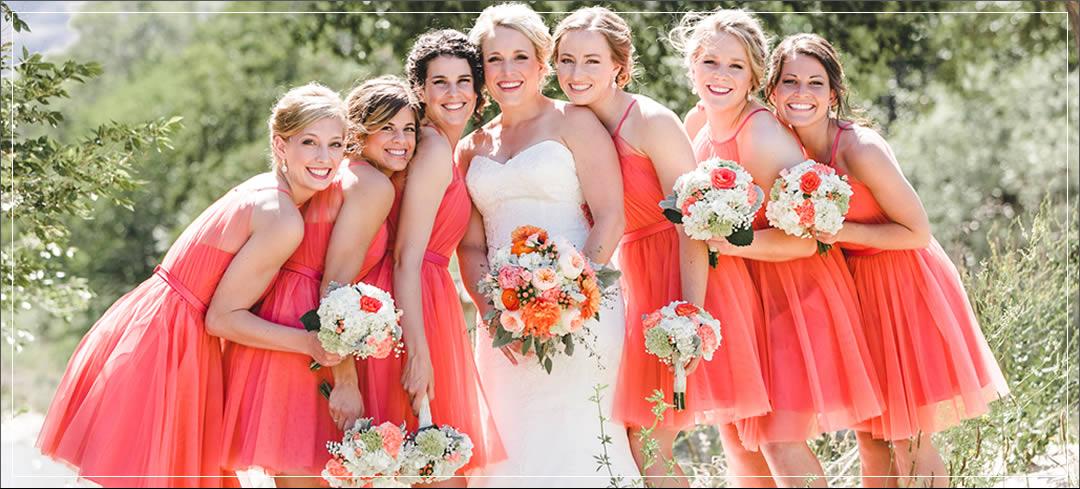 Wedding Flowers / Rio Vista Winery / Mike & AnnAlise in Chelan