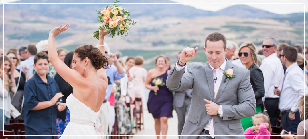 Wedding Flowers / Karma Vineyards / Scott & Haley in Chelan