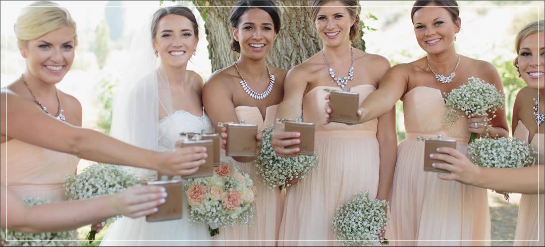 Wedding Flowers / Rio Vista Winery / Eli & Jamie in Chelan