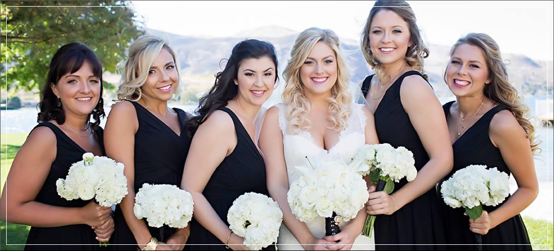 Wedding Flowers / Campbell's Resort / Brett & Janessa in Chelan
