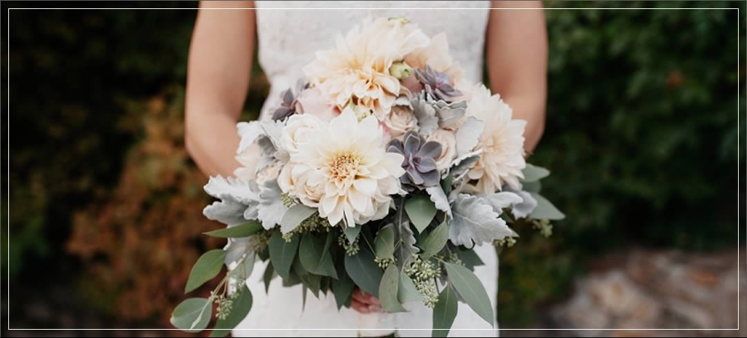 Wedding Flowers / Karma Vineyards / Aaron & Shandrica in Chelan