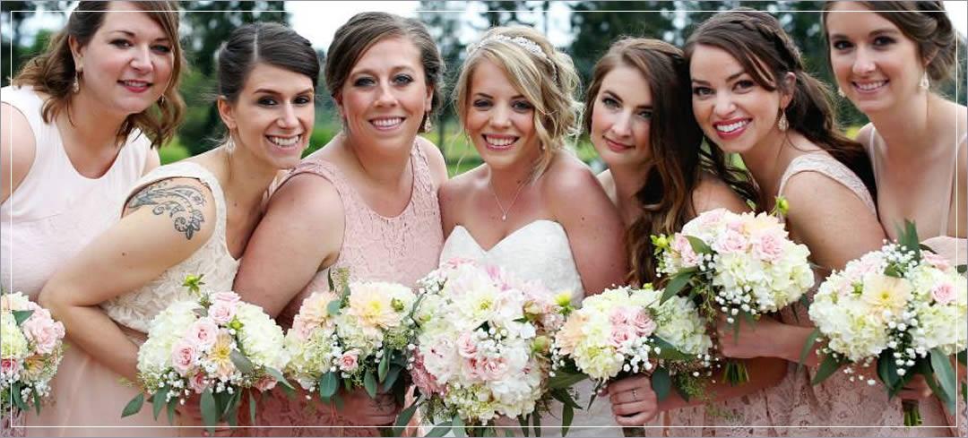 Wedding Flowers / Kelley Farm / Shawn & Stefani
