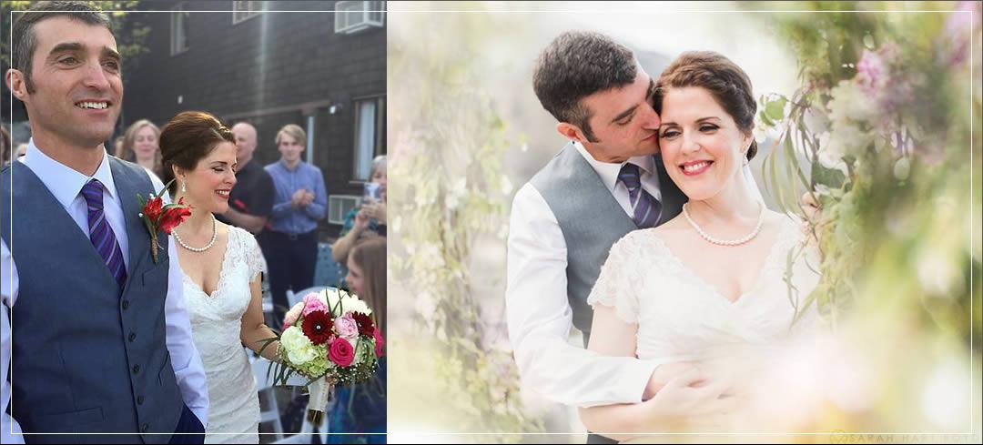 Wedding Flowers / Kelly's Resort / Fletcher & Amy in Chelan