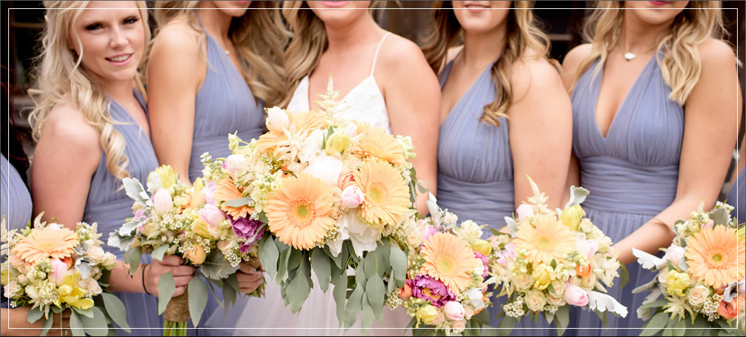 Wedding Flowers / Kelley Farm / Chris & Brittany