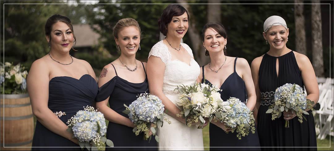 Wedding Flowers / Spanaway / Nick & Deandra