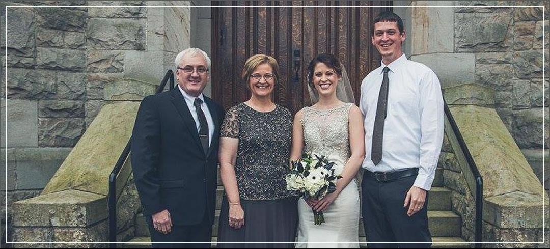 Wedding Flowers / Events On 6th – Tacoma / Jon & Katy