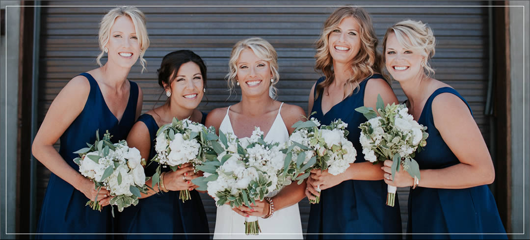 Wedding Flowers / Lake Chelan / Kyle & Kayley