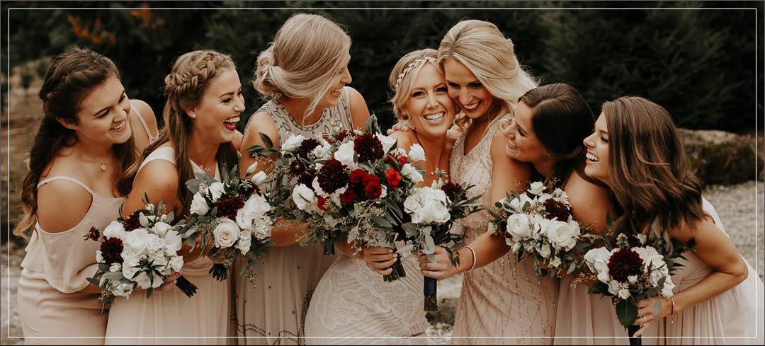 Wedding Flowers / Trinity Tree Farm / Lance & Carli in Issaquah