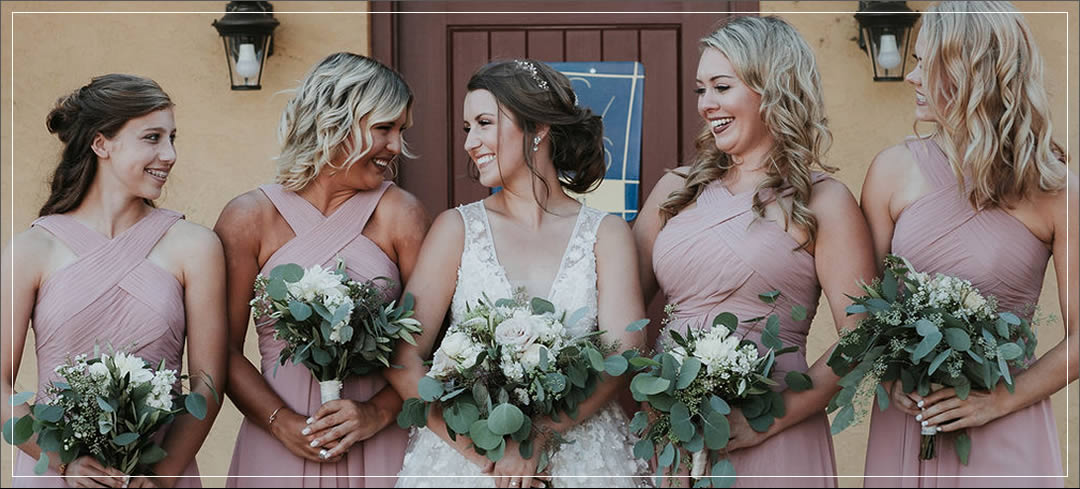 Wedding Flowers / Siren Song Vineyards / John & Ashley in Chelan