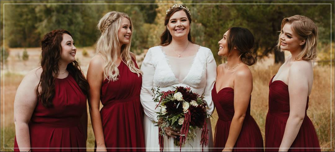 Wedding Flowers / Pine River Ranch / Ryan & Elysse in Leavenworth