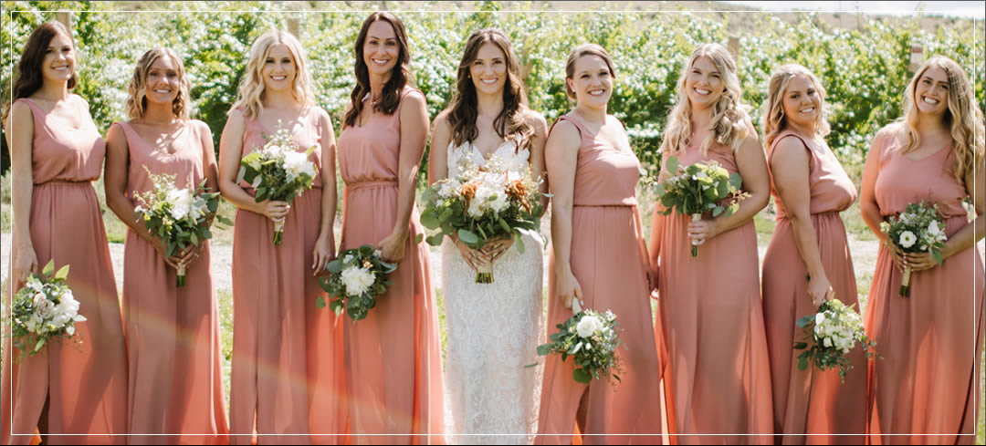 Vineyard Wedding Venue, Planning, Flowers / Cody & Brooke