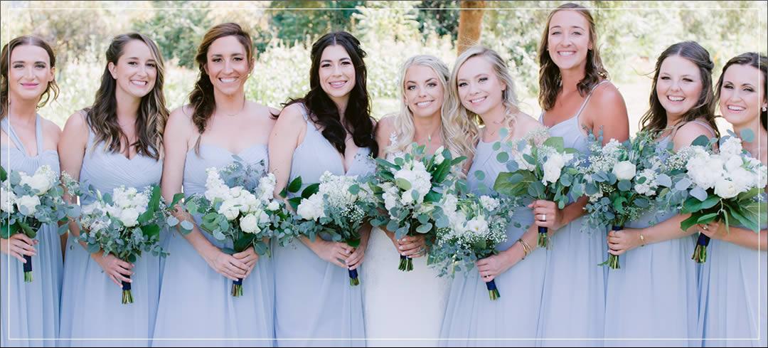 Vineyard Wedding Venue, Planning, Flowers / Layton & Gina