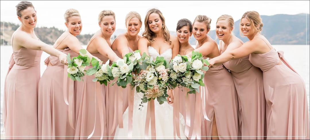 Chelan Wedding Venue, Planning, Flowers / Nate & Rosalyn