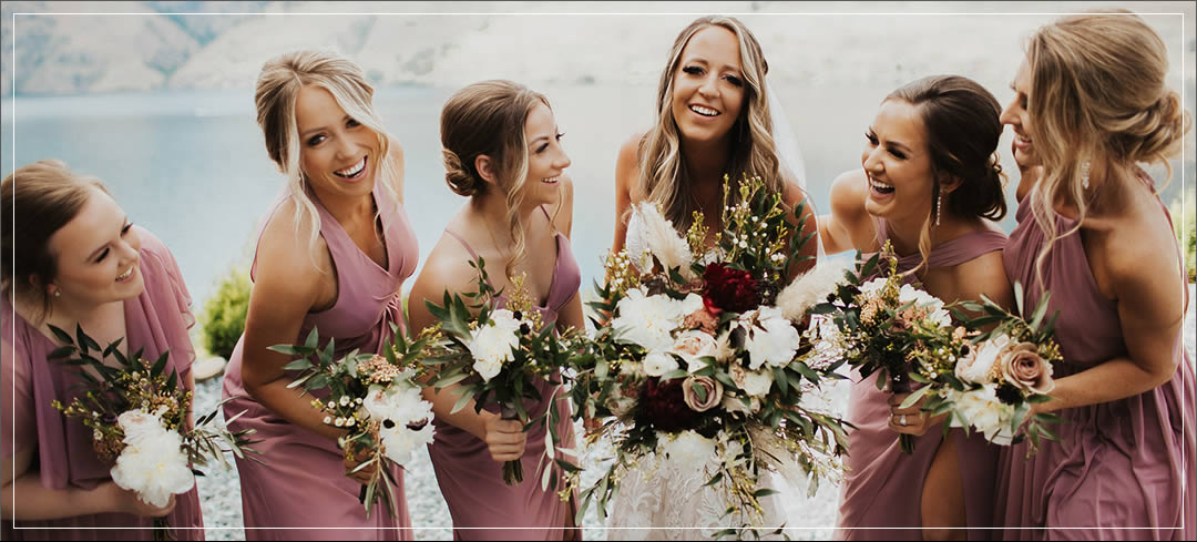 Chelan Wedding Venue, Planning, Flowers / Austin & Kristen