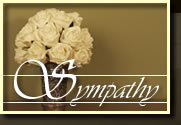 Sympathy / Funeral / Floral Tributes