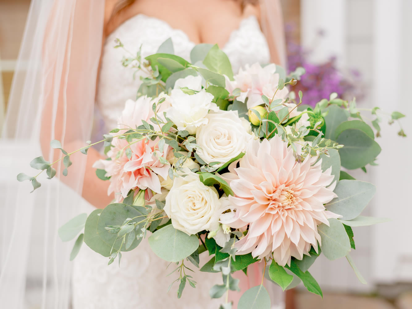 Wedding Flowers - Lake Chelan & Puyallup