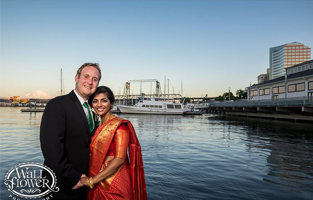 Tacoma Wedding Venue Foss Waterway