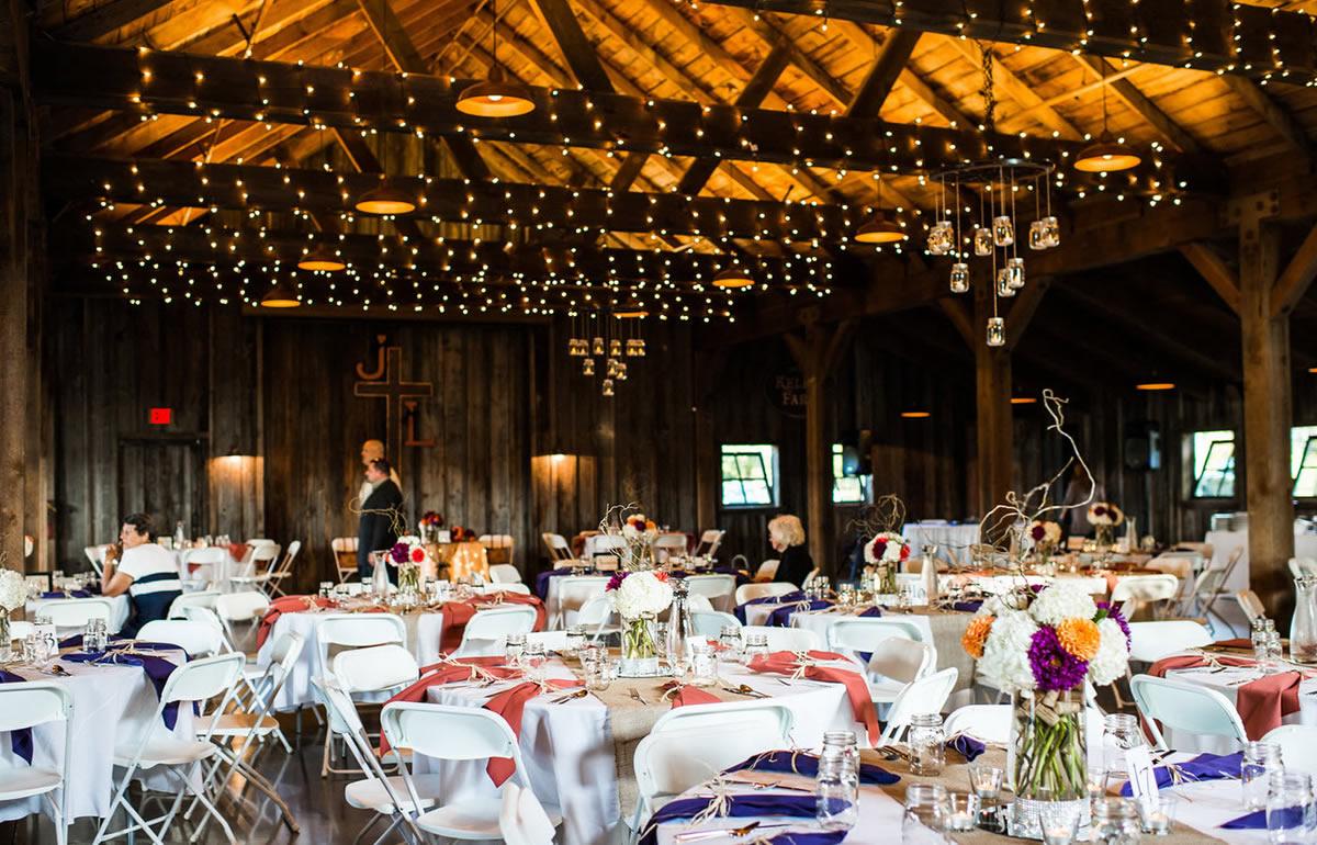 Kelley creek farm wedding