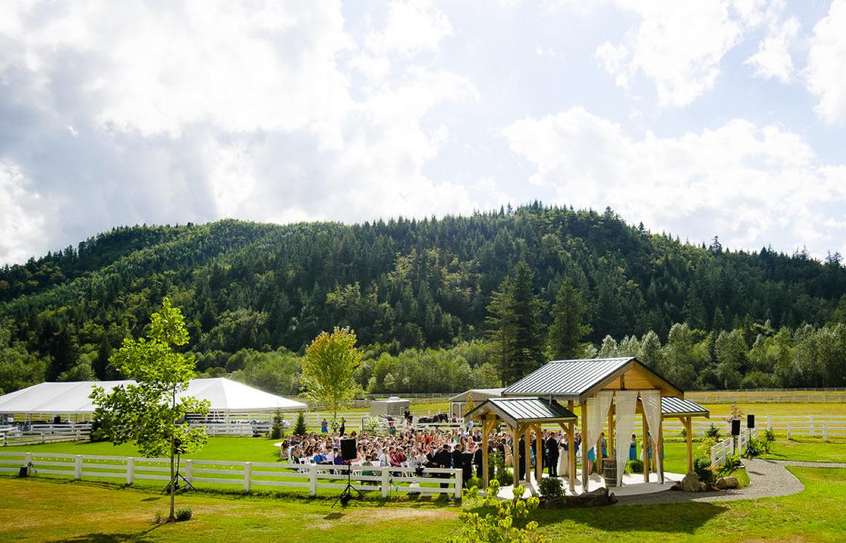 Rein Fire Ranch Wedding Venue