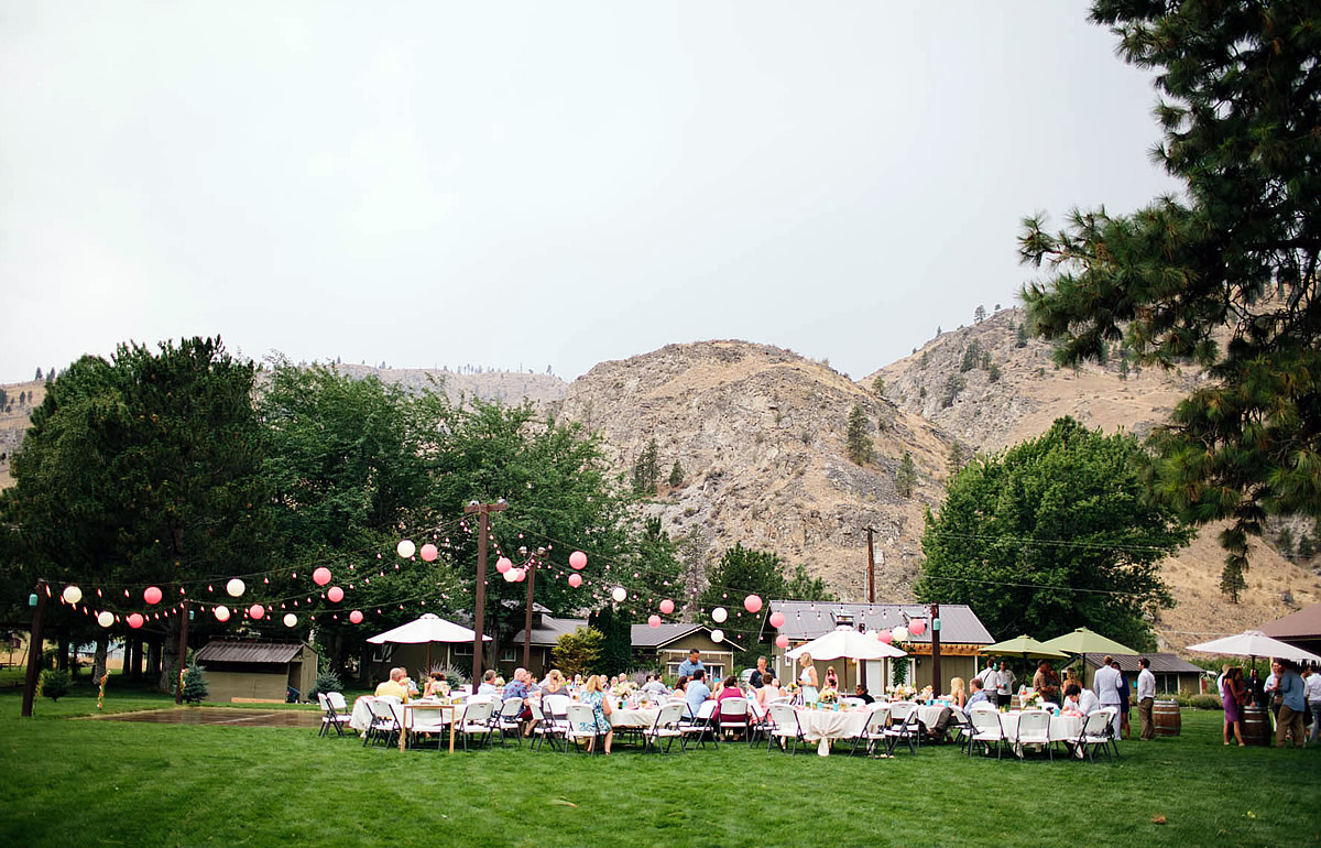 Lake Chelan Wedding Venue Images Shadow Mountain Events